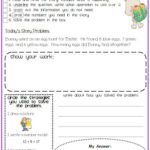 Superhero Student Teacher! & Springtime Math Freebie!