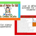 States of Matter for Kids!