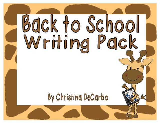 New Back To School Writing Pack Flash Sale & Freebie!