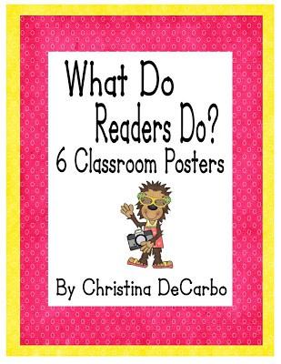 Readers…Poster Freebie & Reading Praise
