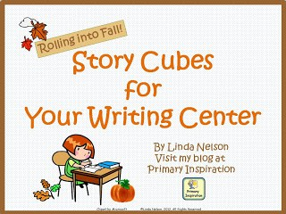Guest Blogger Tuesday! Linda Nelson, Primary Inspiration