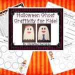 Friendly Ghost Craftivity!