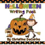 Halloween Writing Pack!
