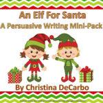 An Elf for Santa Mini-Pack! & Cyber Sale!