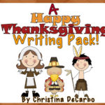 A Happy Thanksgiving Writing Pack & CrowdTilt Project