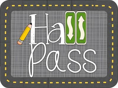 Hall Pass!