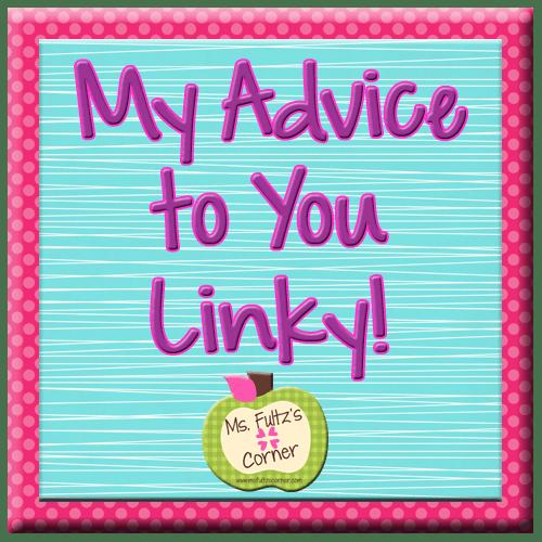 My Advice To You Linky!