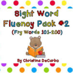 Spring Cleaning, Fry Words 101-200: Pack #2, and a Rumor Alert!