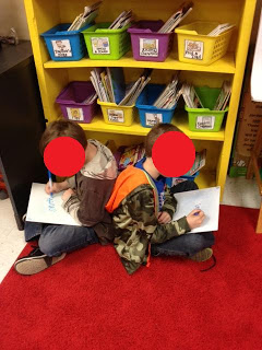 Show & Tell: Spelling Style!