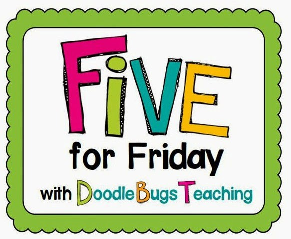 Five for Friday Fun!