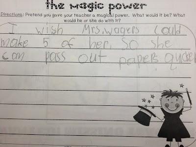 If I had a super power….