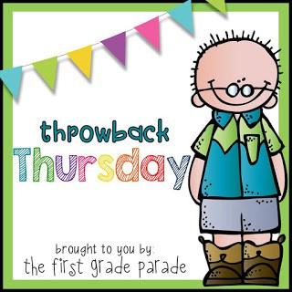 Throwback Thursday Linky