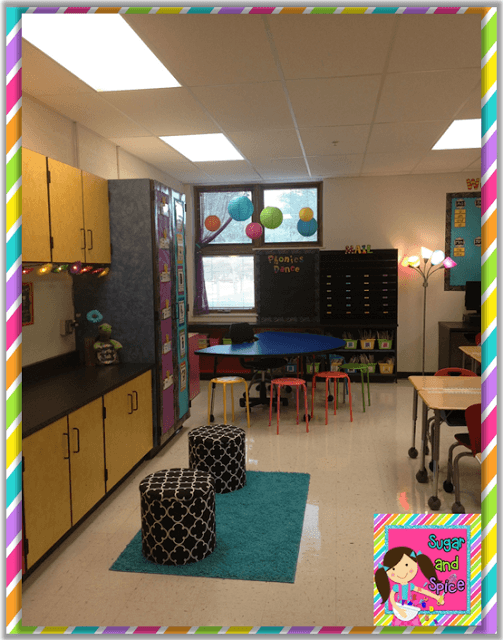 Classroom Decor First Grade ~ My  first grade classroom reveal miss decarbo