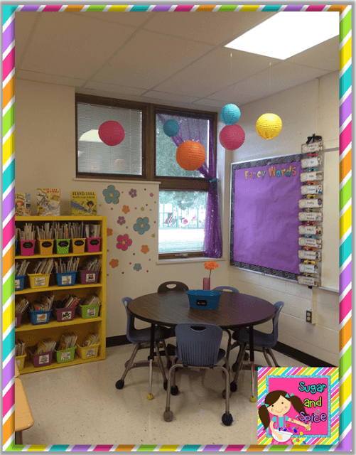 Classroom Theme Ideas For First Grade ~ My  first grade classroom reveal miss decarbo