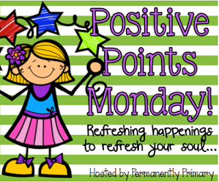 Positive Points Monday!