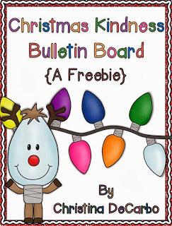Christmas Kindness Freebie!