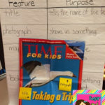Learning About Nonfiction Text Features: Part 1 (Ideas & A Freebie!)