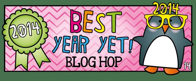 The Best Year Yet FREEBIE Hop! (Happy New Year!)