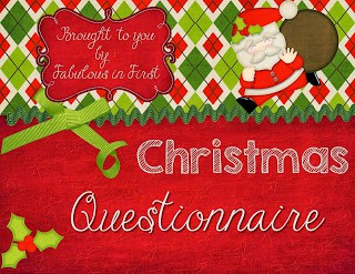 Christmas Questions!
