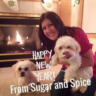 Happy New Year & Resolution Linky!