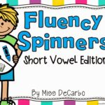 NEW Fluency Spinners and a Freebie!