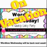 Wordless Wednesday Vacation