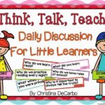 Think, Talk, Teach! & Quick Flash Product Giveaway!