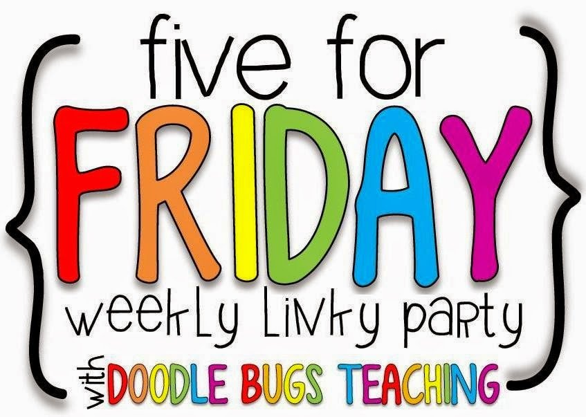 Five for Friday with a Freebie!