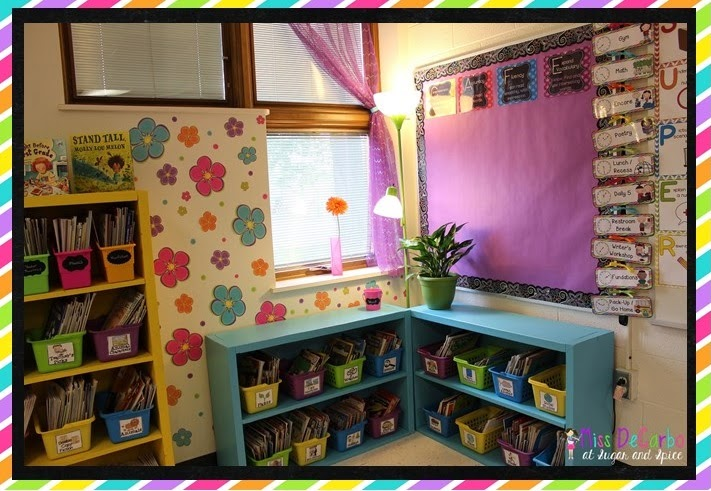 My 2014 2015 Classroom Tour And Pictures Miss Decarbo