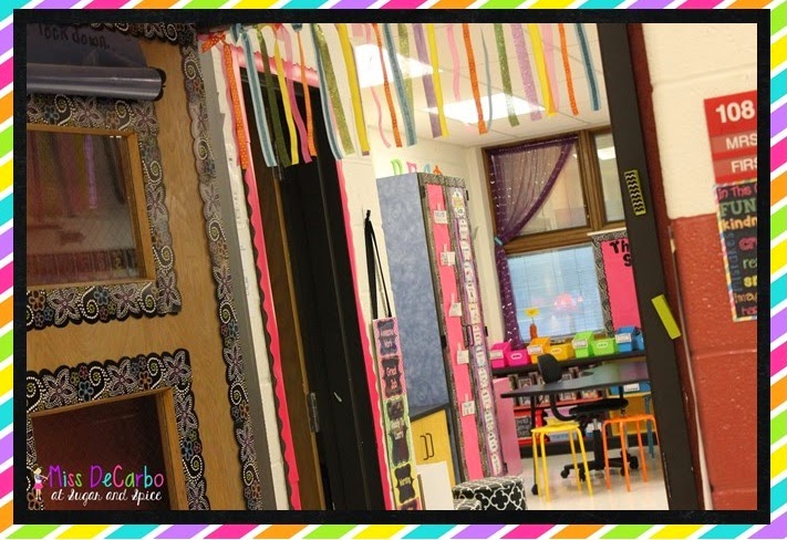 My 2014-2015 Classroom Tour and Pictures!!