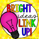 Tips for Small Group Organization: Bright Ideas Link Up!