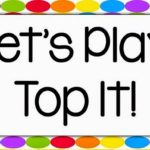 Differentiate Your Math Games: 7 Ways To Play Top It w/ a Freebie!