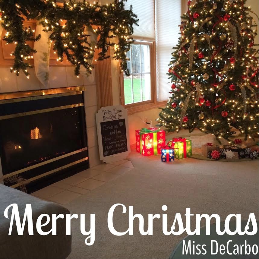 Merry Christmas – From Our Home to Yours!