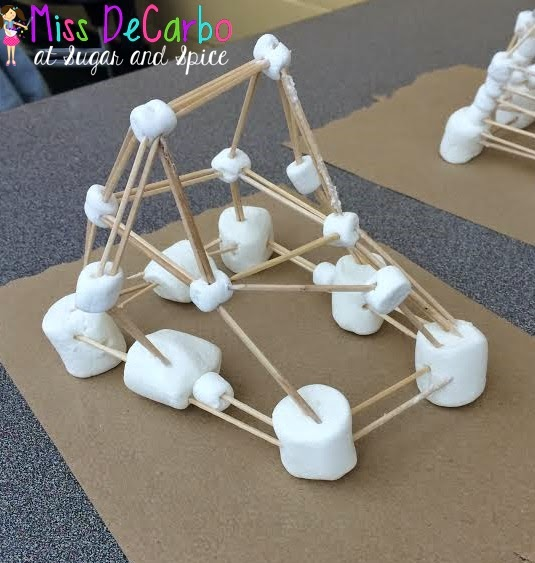 It's a Marshmallow World in the Classroom! FREEBIE