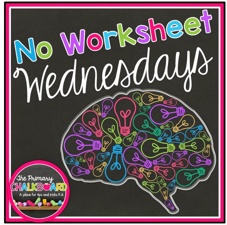 No Worksheet Wednesday in March! - Miss DeCarbo