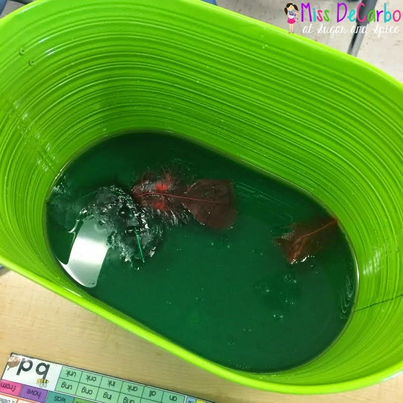 Oh No! An Oil Spill! (A Science and Writing Project)