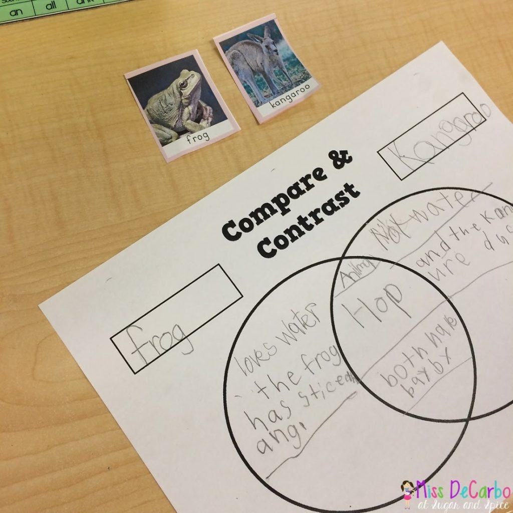 Compare and contrast activity fun miss decarbo venndiagram3copoy 1 1024x1024g pooptronica Images