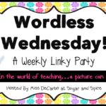 Wordless Wednesday: Student Desk Organization!