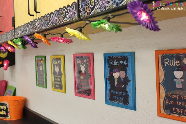 A Short And Tiny Tour Of My 2015 Classroom Miss Decarbo
