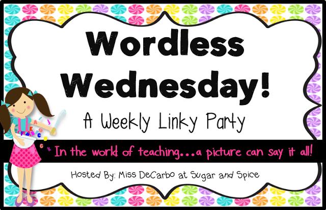 Wordless Wednesday: Binders & Seuss Landing!