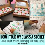 How I Told My Class A Secret!