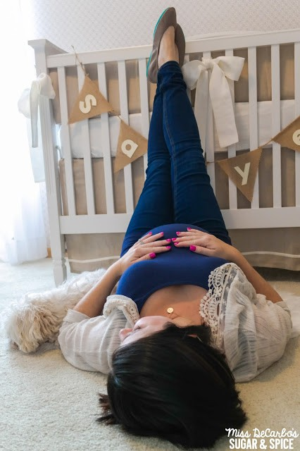 Tips and tricks for teachers to successfully plan for maternity leave! Read about organization ideas, lesson plans and activities, storage, routines and management help, and more!
