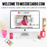 Miss DeCarbo's New Website: Welcome Teacher Friends!