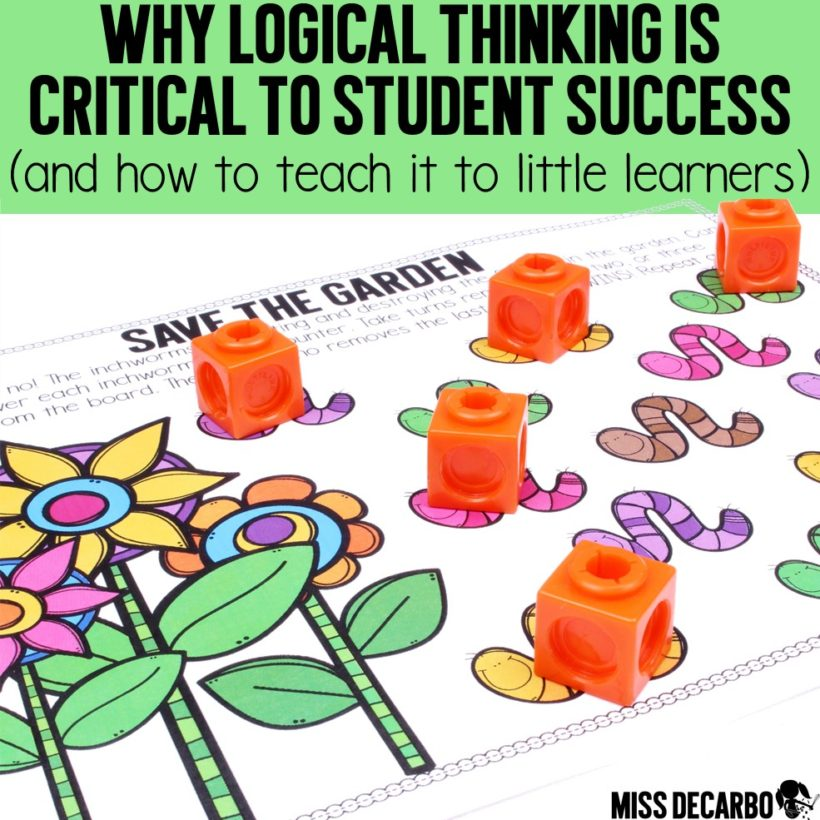 critical thinking games for students