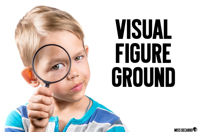 How Visual Perceptual Skills Relate to Reading and a FREE Short Vowel Phonics Game That Helps Visual Discrimination To Try With Your Students