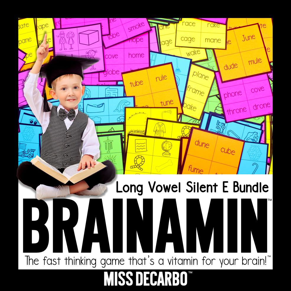 Read about how visual perceptual skills are related to student learning, and discover easy and fun ways to build visual processing skills in the classroom. Get a FREE Brainamin phonics game to try out with your students!