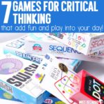 7 Games for Critical Thinking that Add Play to Your Day