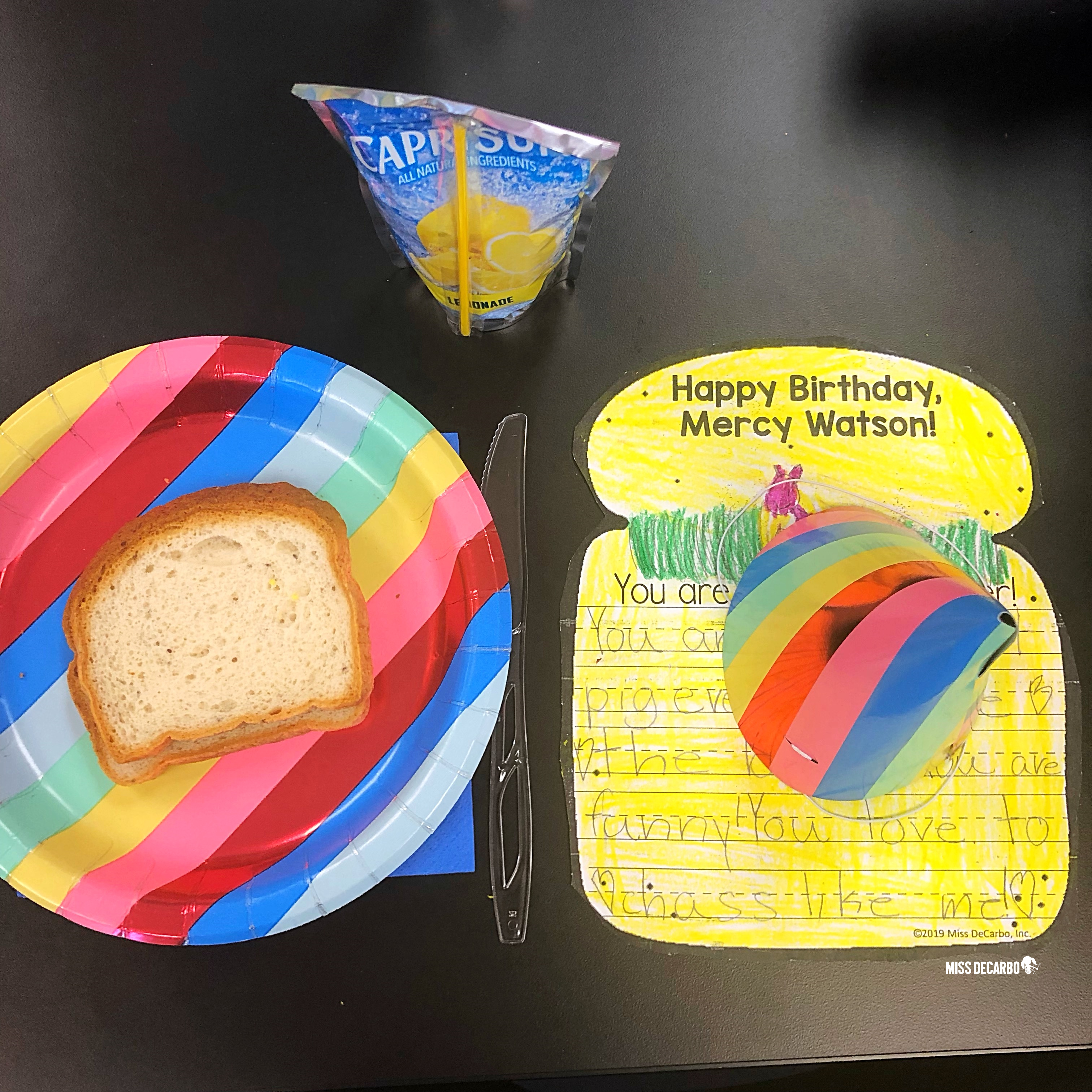 Activities, ideas, and printables for hosting a Mercy Watson birthday book party for your classroom!