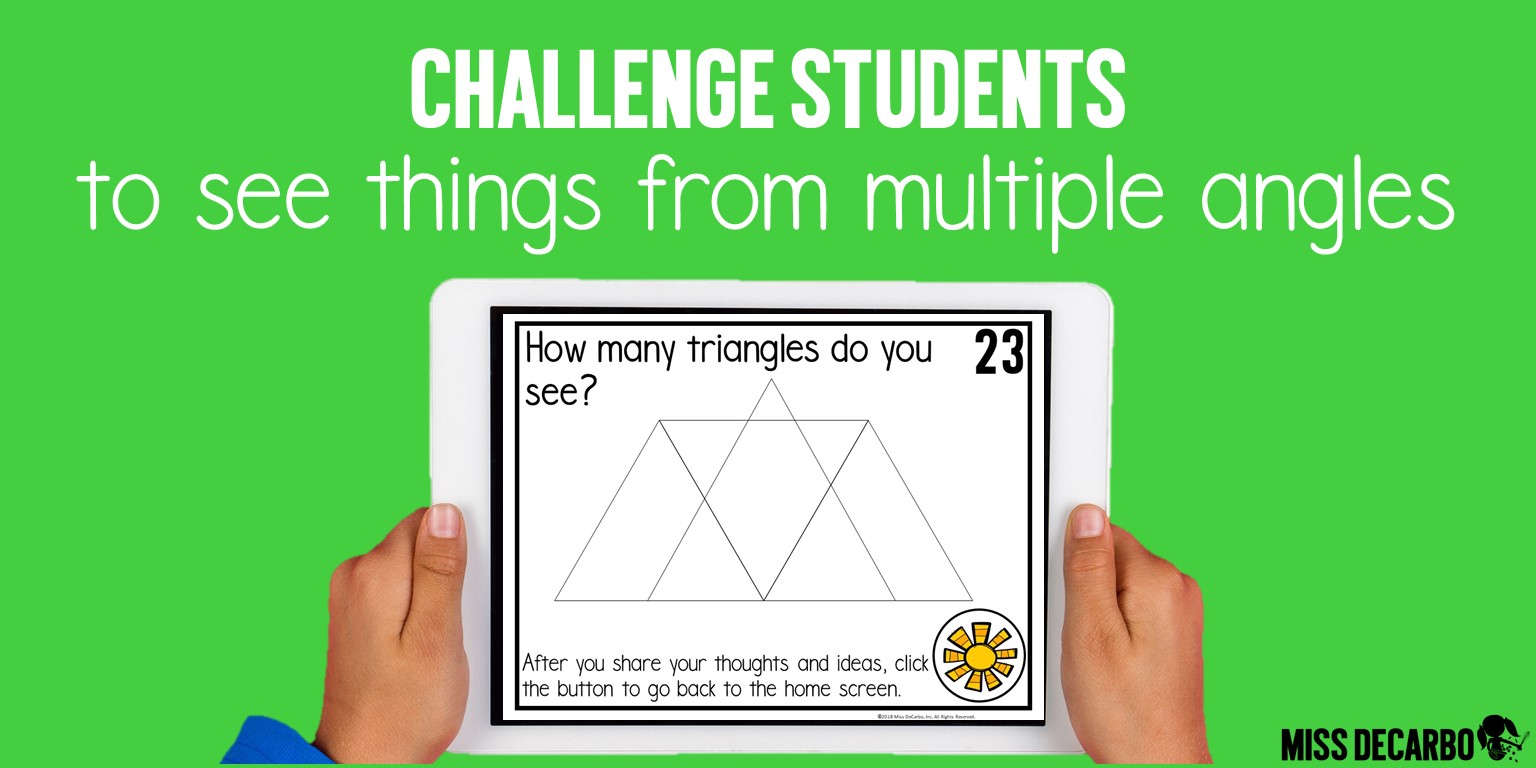 Challenge primary students' critical thinking skills with daily, digital brain building exercises in the Daily Dendrite Challenge resource packs!